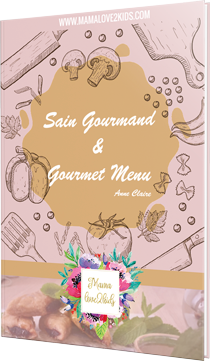 eBook Saint Gourmand et Gourmet Menu